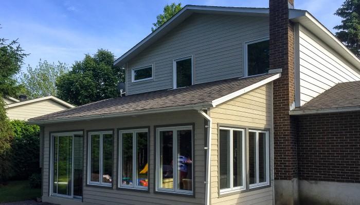 Rénovation extérieure | Portes et fenêtres