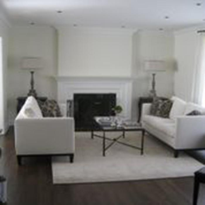Rénovation intérieure | Manteau de cheminée